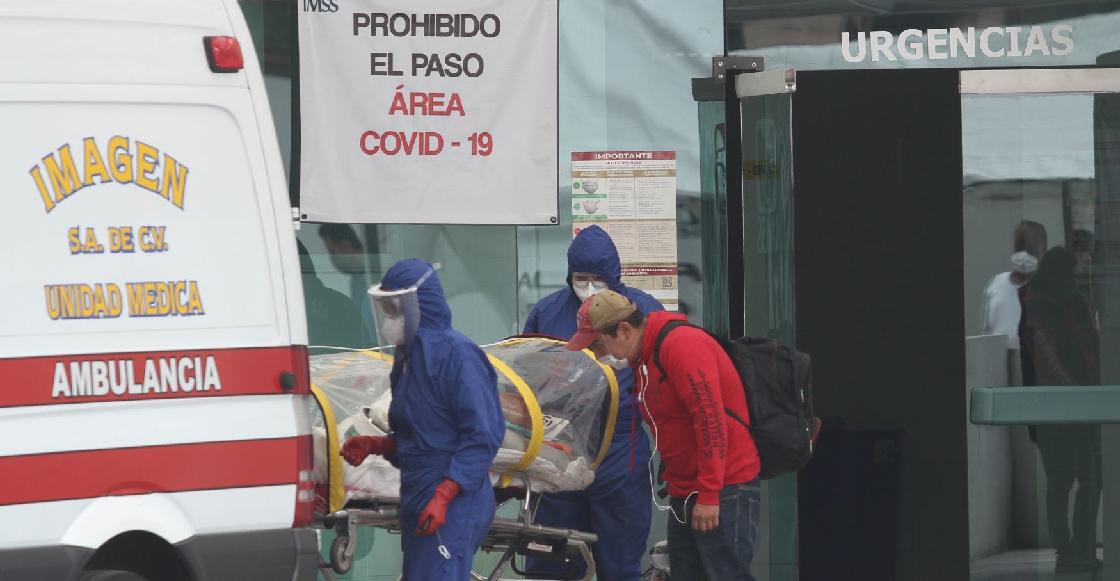 IMSS de Xalapa entregó cuerpo de un hombre que murió por COVID-19 a la familia equivoc