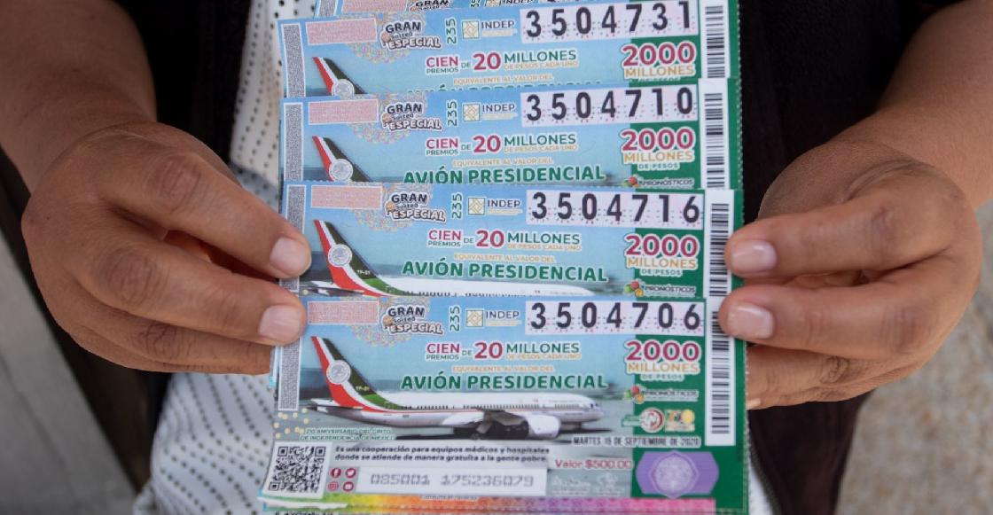 INSABI regala 15 mil cachitos para rifa del avión presidencial a hospitales de Tabasco