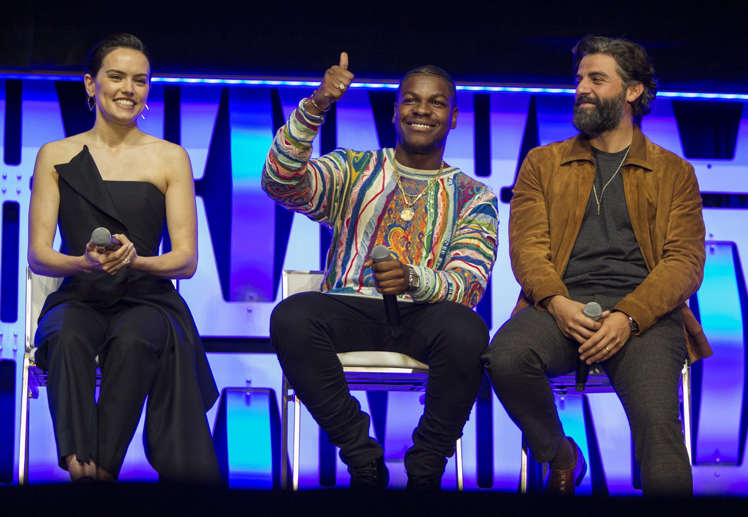 John Boyega critica a Disney denuncia racismo en la filmación de 'Star Wars'