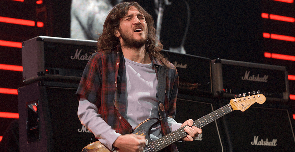 John Frusciante estrenará un nuevo disco como solista... ¿dedicado a su gato?