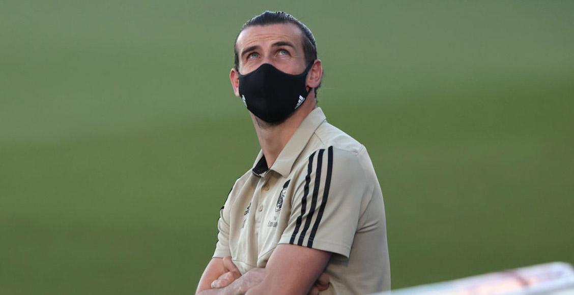 El agente de Gareth Bale exploró contra los 'merengues':
