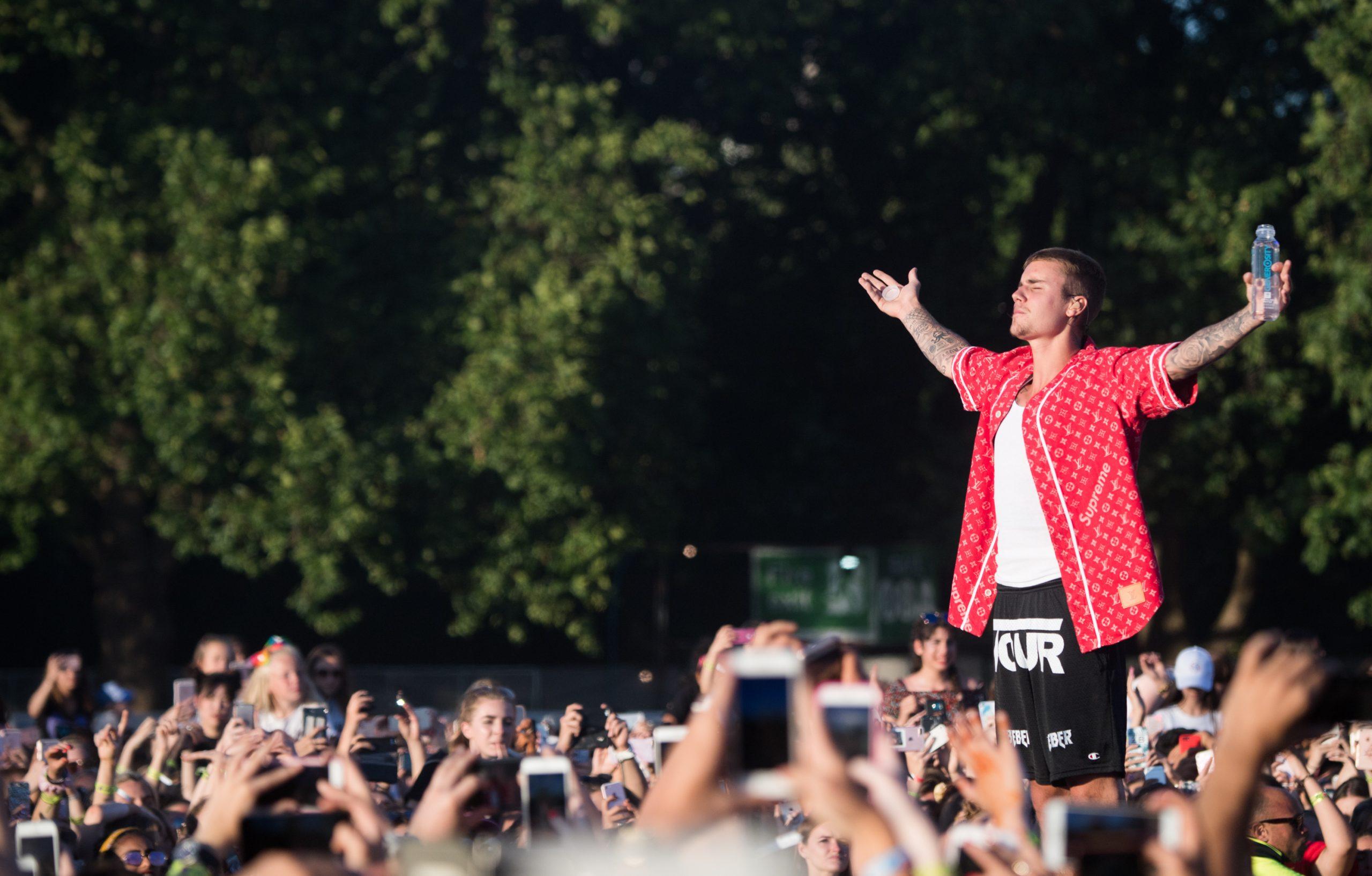 Justin Bieber recluta a Chance The Rapper para componer ¿una rola cristiana?