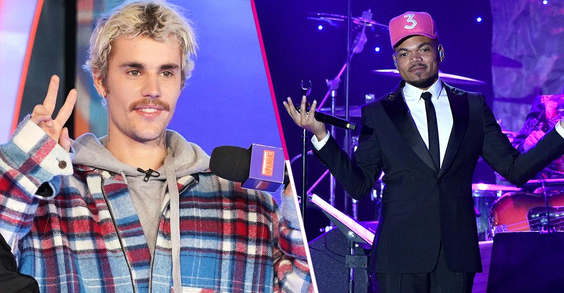 Justin Bieber recluta a Chance The Rapper para componer ¿una canción cristiana?