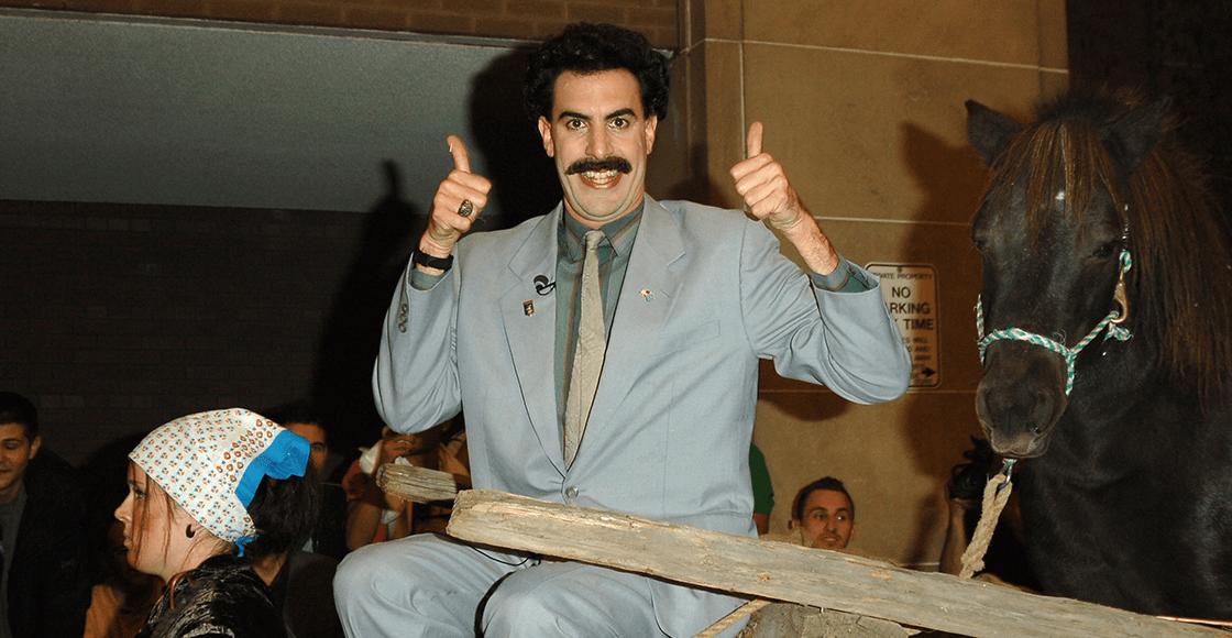 ¿Ideal para las elecciones en Estados Unidos? La secuela de 'Borat' podría estrenarse en Amazon Prime Video
