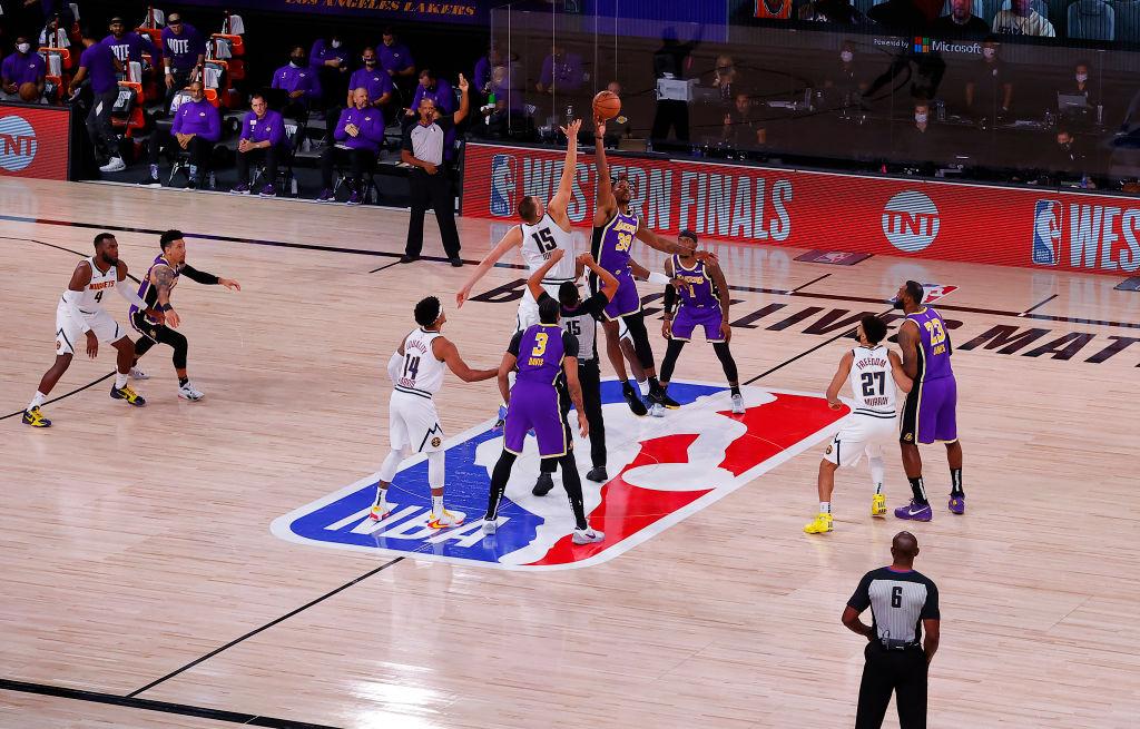 Los Lakers vuelven a la Final de la NBA tras romper sequía en el Oeste