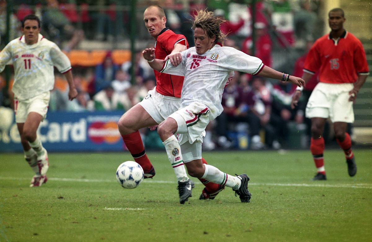 Lapuente explicó el motivo por el cual no metió al 'Doctor' García en el Mundial de Francia 1998