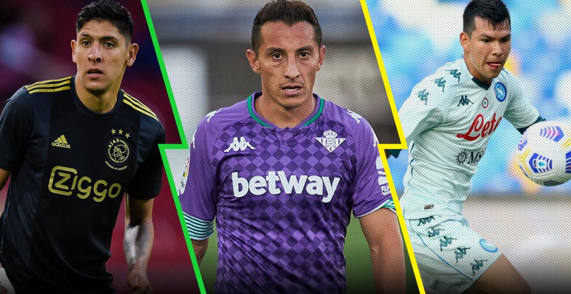 Estos son todos los mexicanos que jugarán en Europa esta temporada