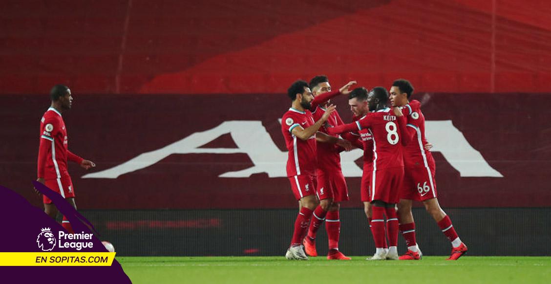 Premier League: Recordemos la última vez que el Liverpool perdió en Anfield
