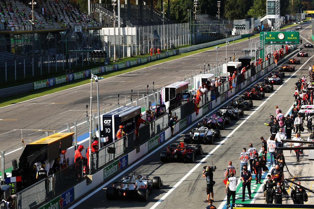 La 'trampa' y sanción a Hamilton y los fans de cartón: Lo que no se vio del Gran Premio de Italia