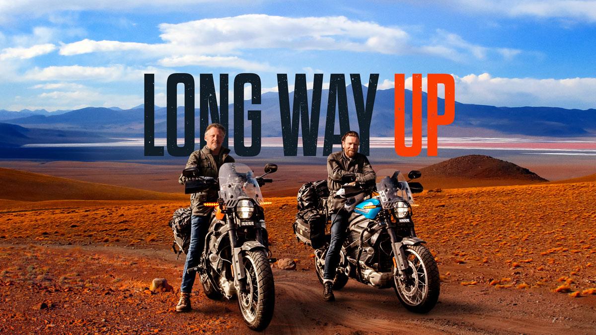 Ewan McGregor Long Way Up serie Apple TV+