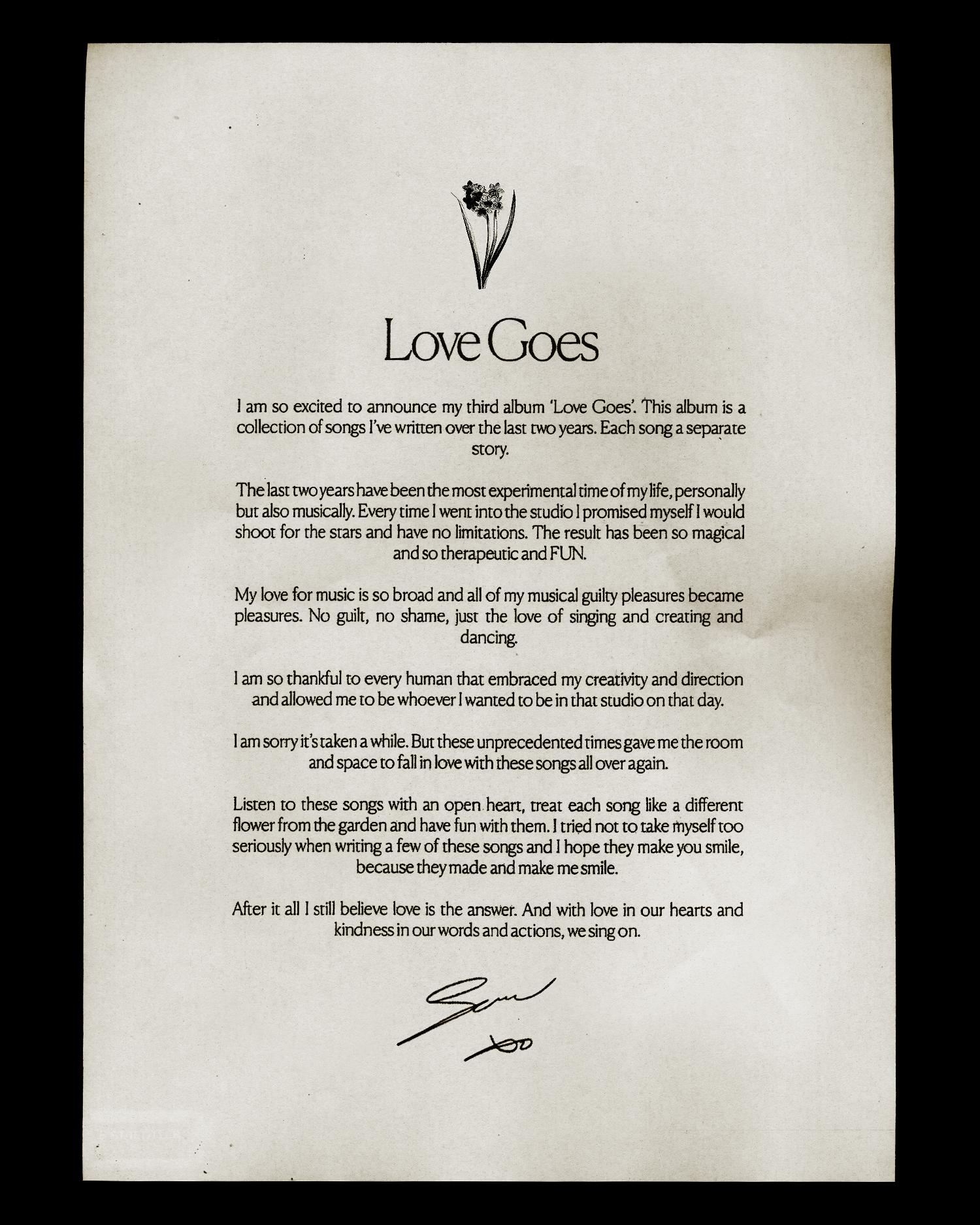 """Sam Smith anuncia la fecha de lanzamiento de su nuevo disco y estrena la canción """"Diamonds"""""""