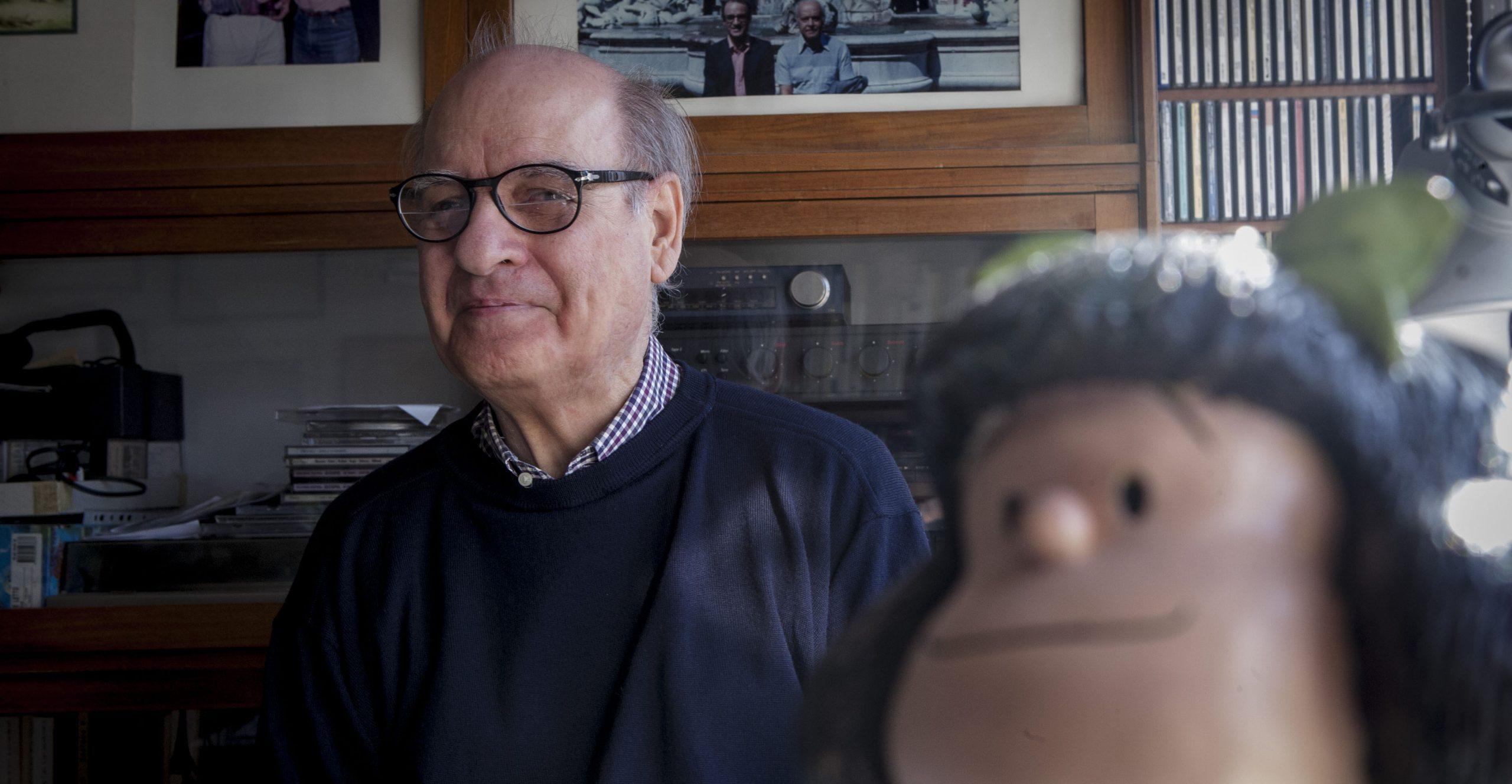 ¡Feliz cumpleaños! Los 56 años de Mafalda, su aberración a la sopa y el tal Quino
