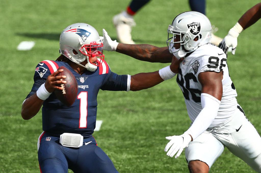 Bill Belichick extendió su 'paternidad' ante los Raiders tras el triunfo de los Patriots