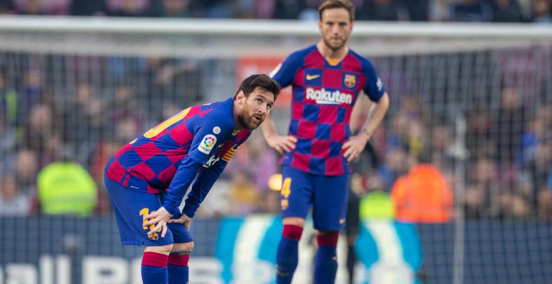 """""""La primera opción siempre será el Barcelona"""": El mensaje de Rakitic para Lionel Messi"""