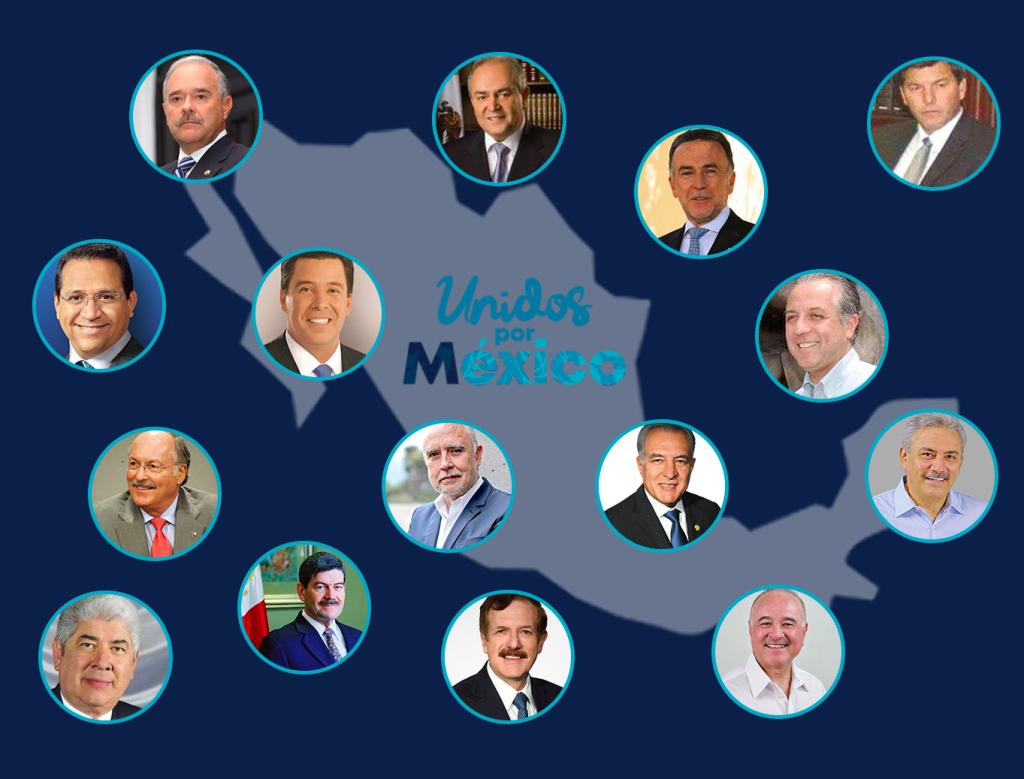 mexico unido exgobernadores pan