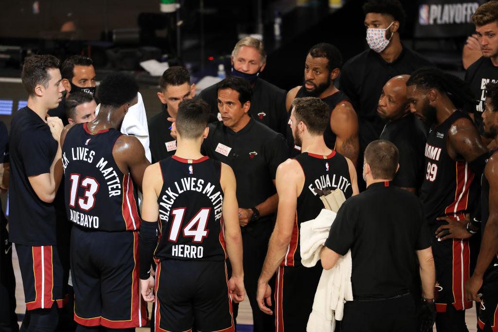 La cultura del Miami Heat, la fórmula del éxito del caballo negro de la NBA