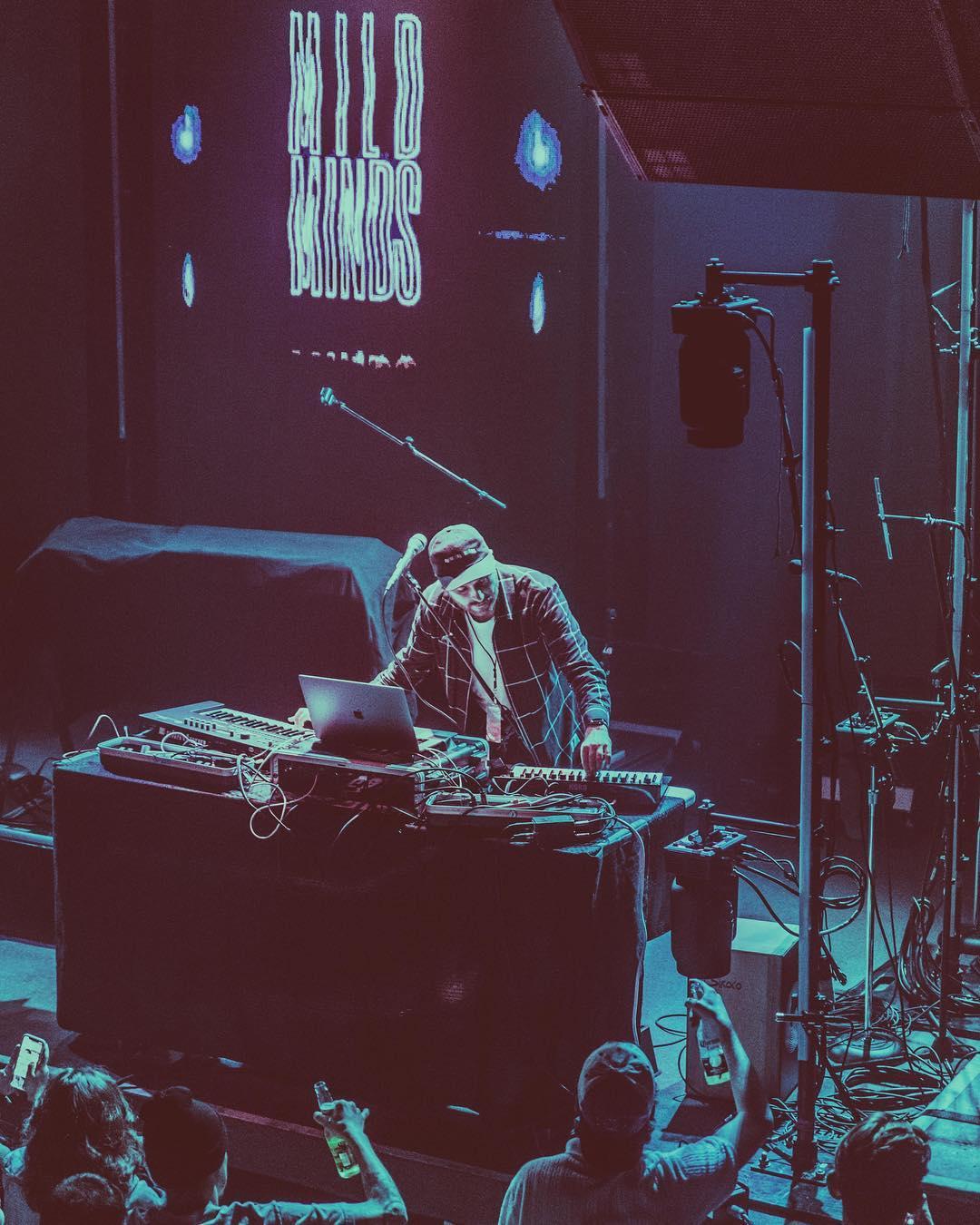 Mild Minds quiere que armes una fiesta en casa con 'MOOD Remixes'