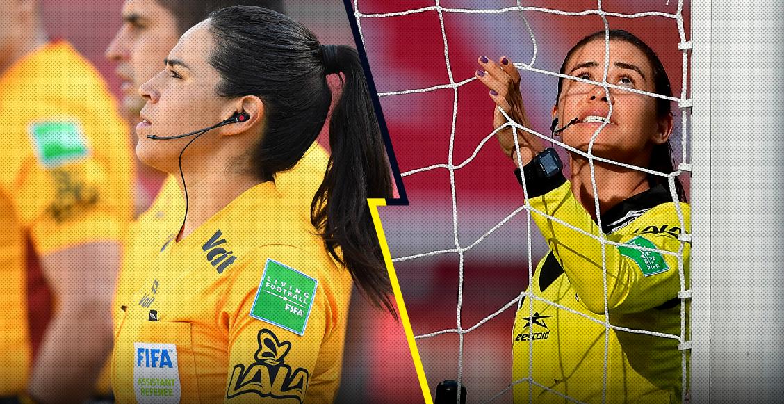 ¿Quiénes son las dos mujeres árbitro en el juego entre México y Guatemala?