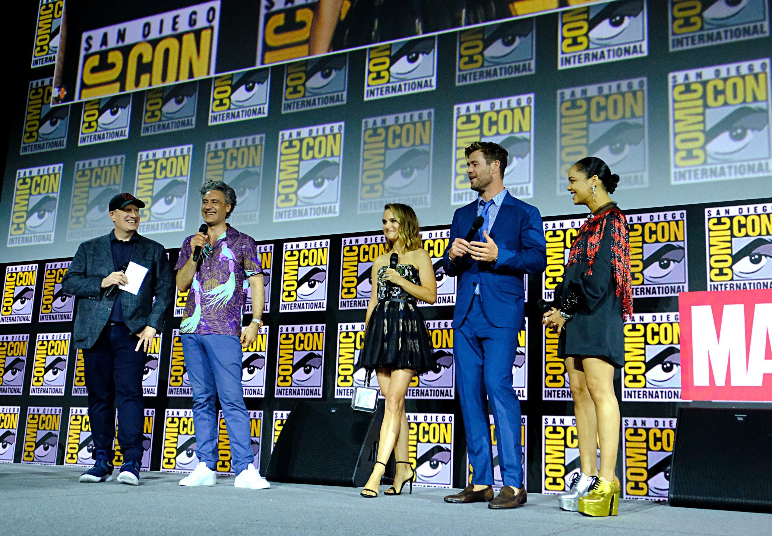 Así luciría Natalie Portman en 'Love and Thunder' como la nueva 'Thor'