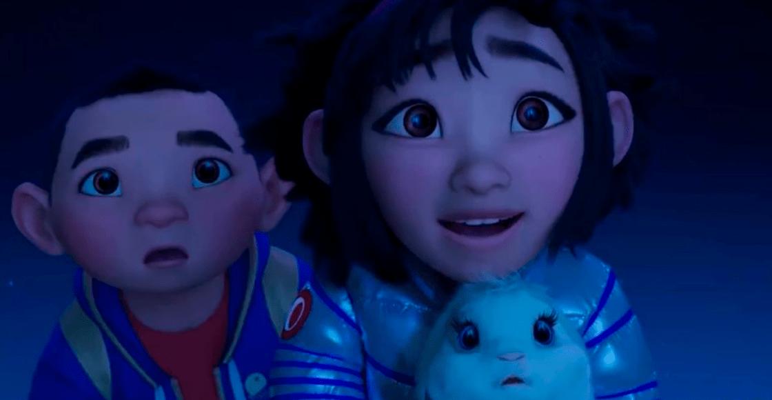 Netflix libera el último tráiler de 'Over The Moon'