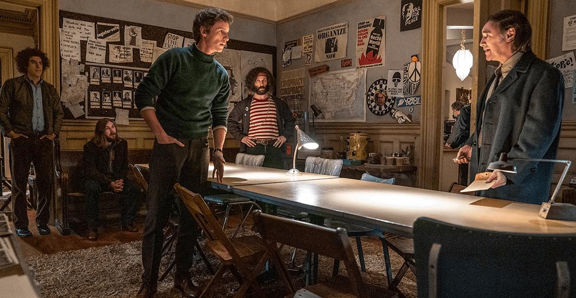 Netflix libera el tráiler oficial de 'The Trial of the Chicago 7' de Aaron Sorkin