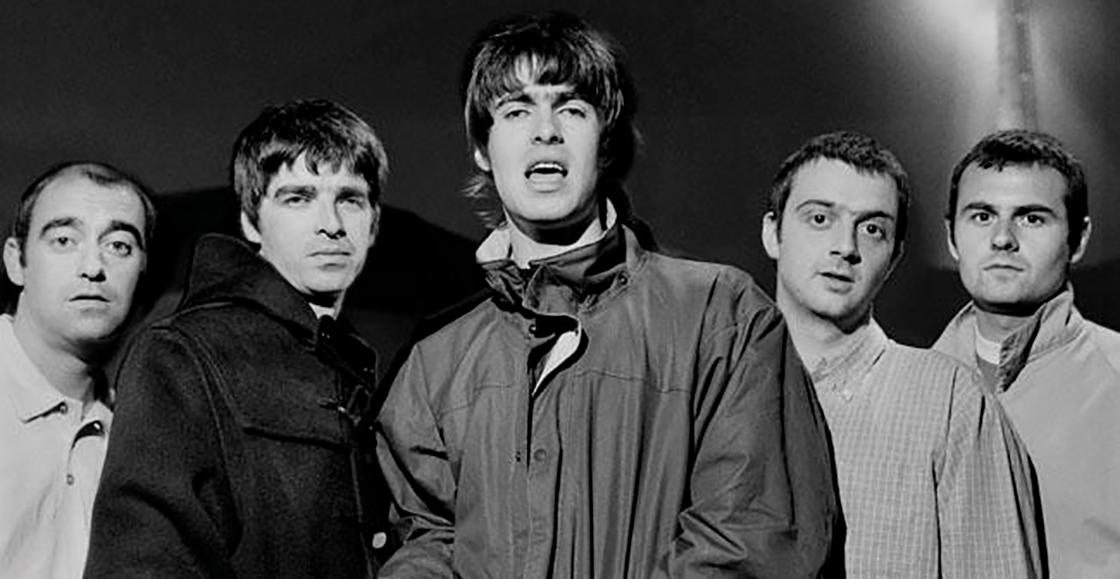 Oasis une fuerzas con YouTube para festejar los 25 años del '(What's the Story) Morning Glory?'