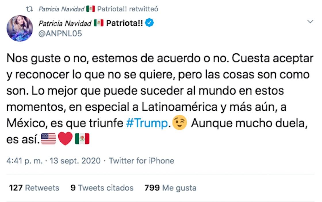 paty-navidad-donald-trump-elecciones-2020