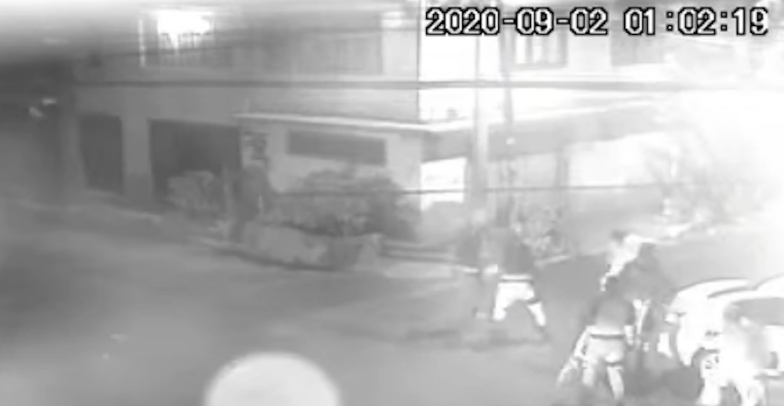 policias-nezahualcoyotl-agresion-enfermera-video