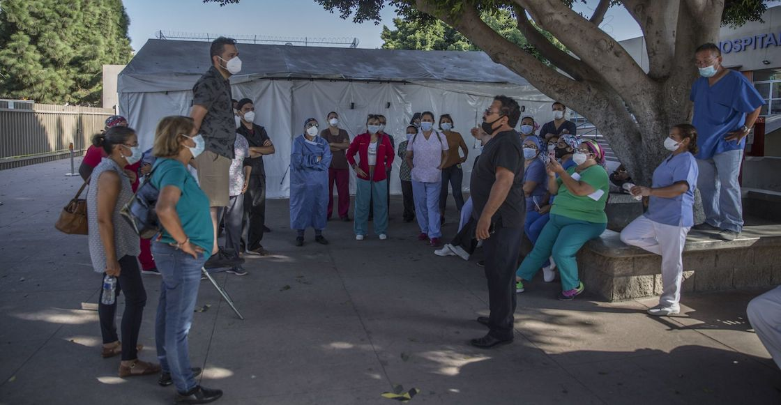 protesta-medicos-tijuana-baja-california