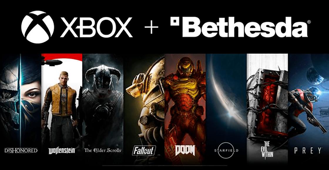 ¿Qué significa que Microsoft haya comprado Bethesda Studios antes del lanzamiento del Xbox?