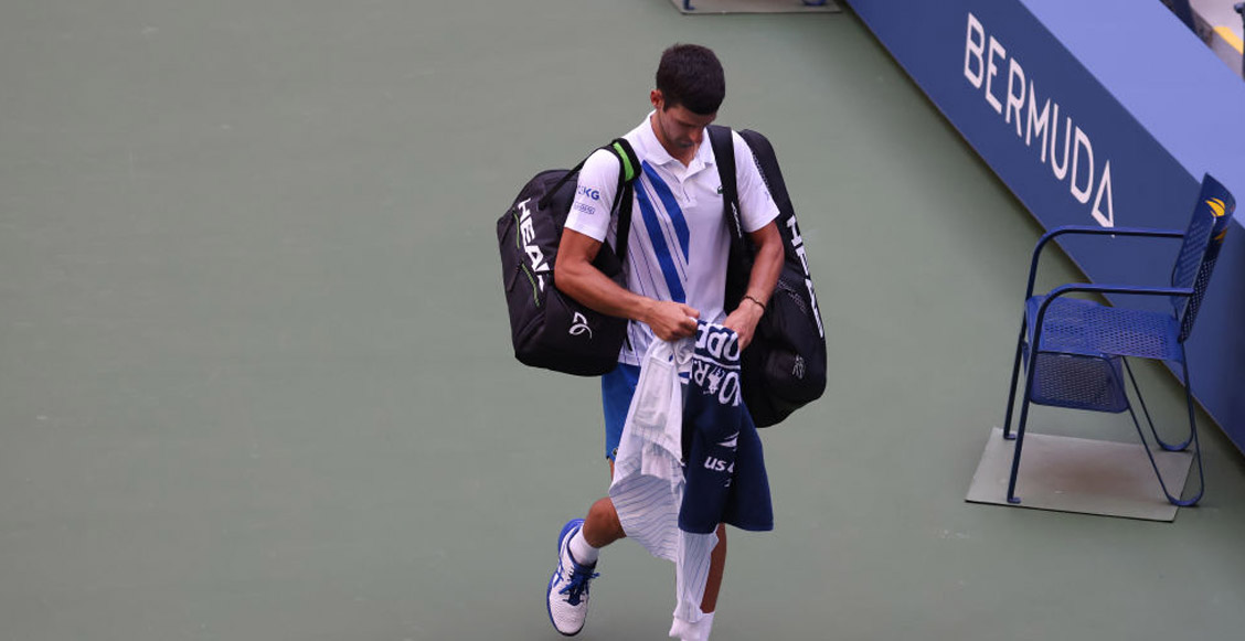 Una más del 2020: Así ha sido el pésimo año de Novak Djokovic