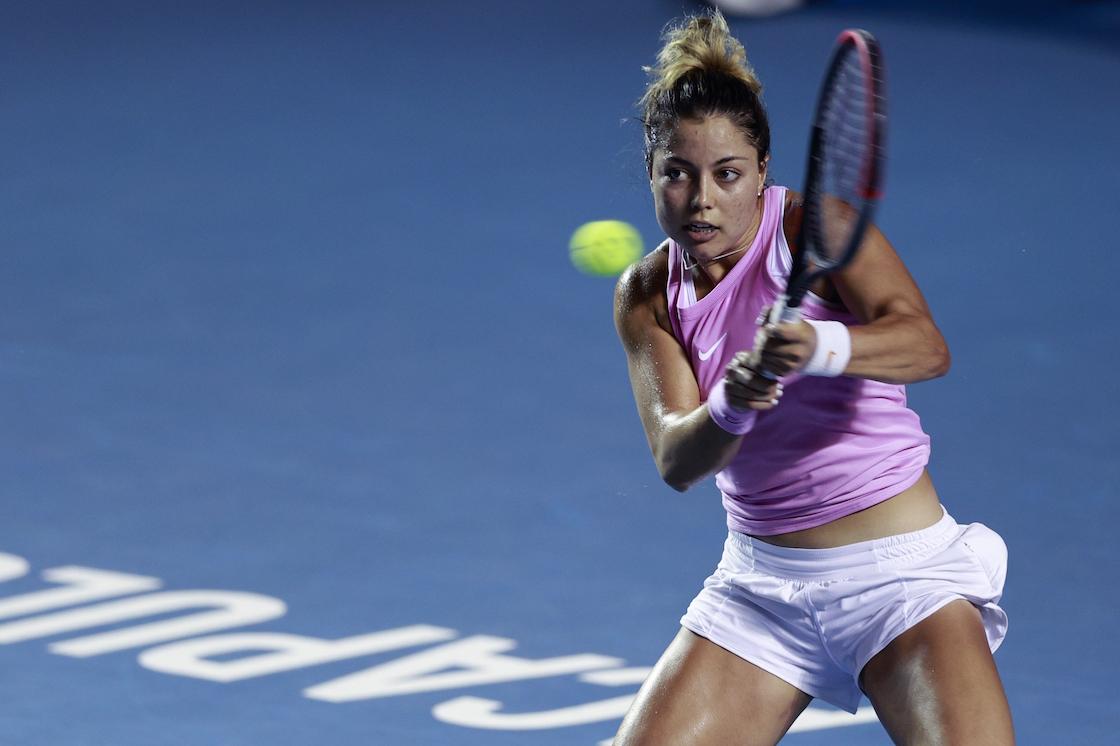 ¿Quién es Renata Zarazúa, la mexicana que está a un triunfo de entrar a Roland Garros?