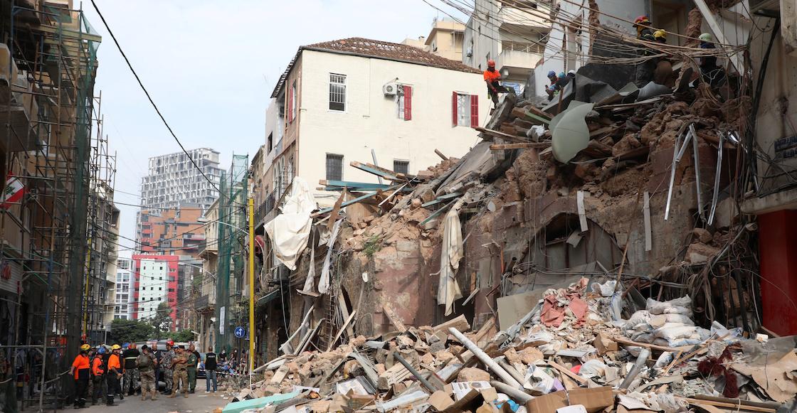 rescatistas-libano-explosion-beirut