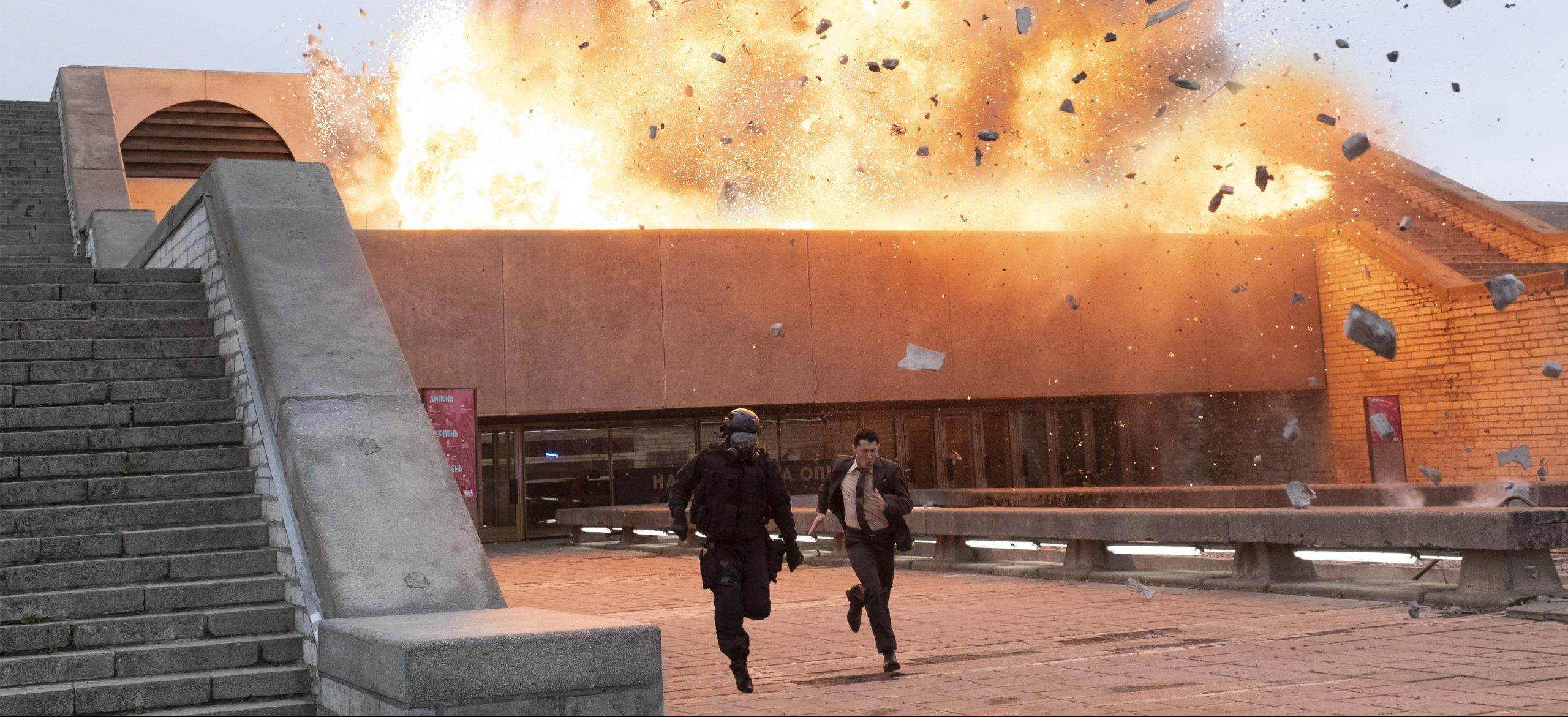 8 puntos de 'TENET' de Christopher Nolan que la hacen aún más fascinante
