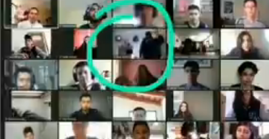 Roban casa de una alumna mientras tomaba sus clases virtuales