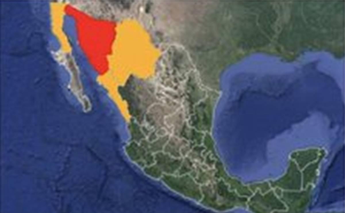 Emiten alerta para 4 estados por robo de fuente radiactiva en Sonora