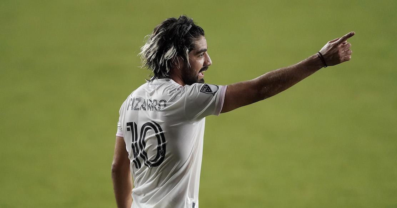 Inter Miami no quiere ceder a Rodolfo Pizarro a la Selección Mexicana