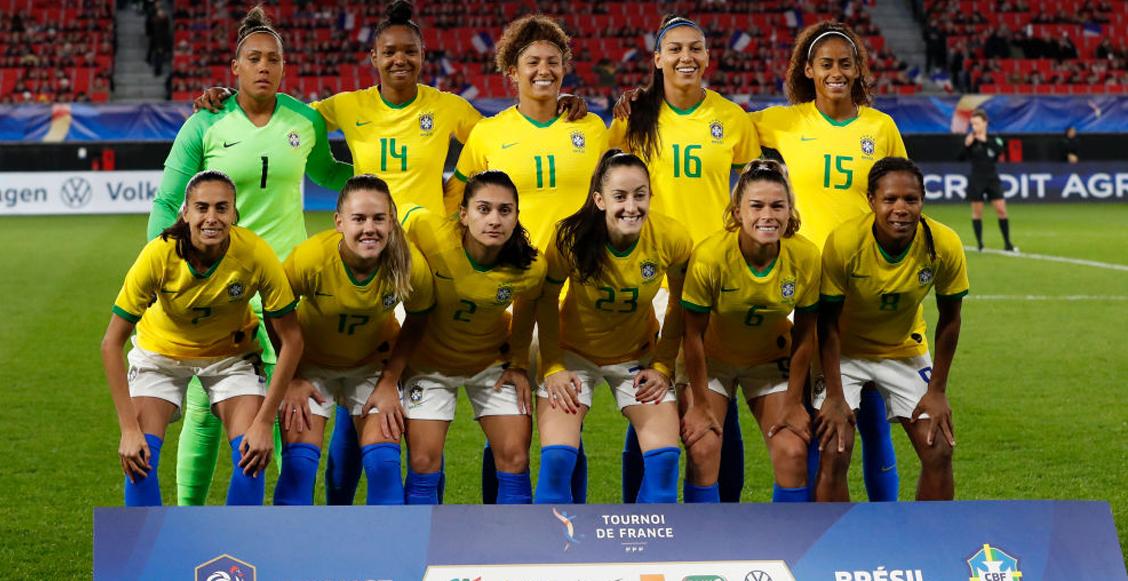 ¡Igualdad! Mujeres y hombres ganarán lo mismo en las selecciones de futbol de Brasil
