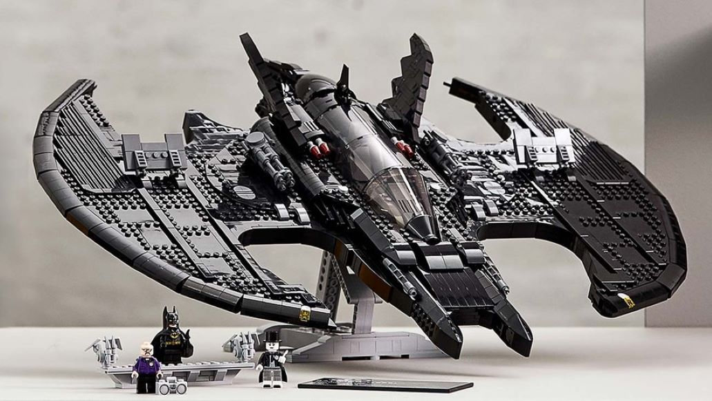 El set 'LEGO Batwing de 1989' llega en noviembre con 2,363 piezas