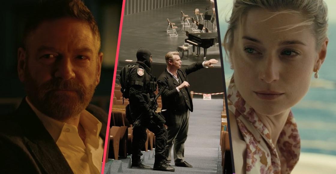 Checa en exclusiva la presentación de estos personajes de 'TENET' de Nolan