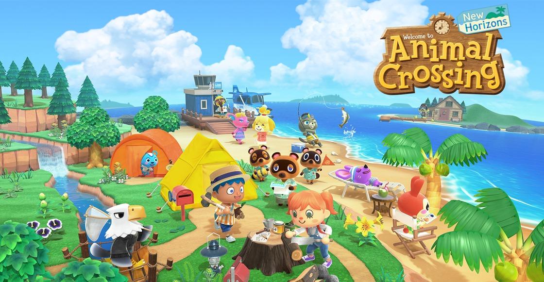 ¡'Animal Crossing' es el videojuego del año! Checa a los ganadores de Tokyo Game Show 2020