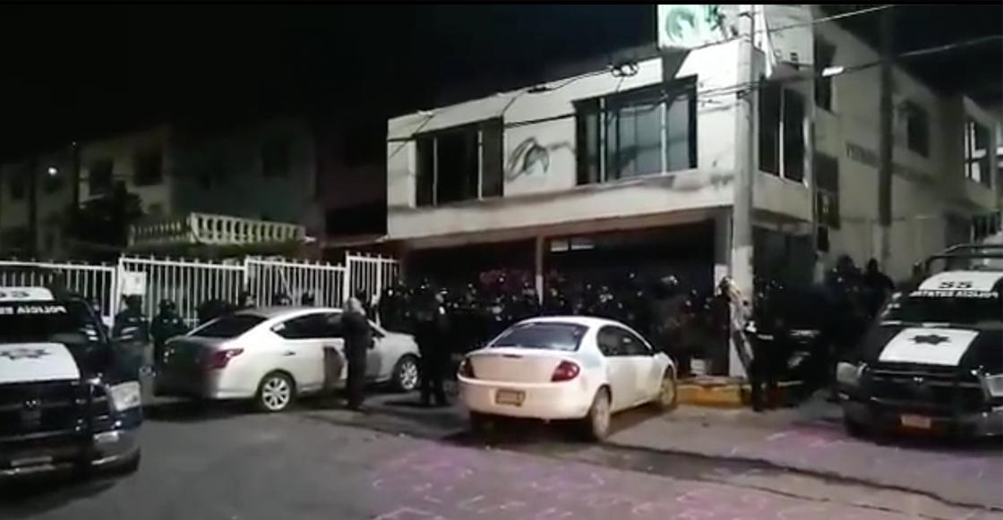 toma-instalaciones-comision-derechos-ecatepec