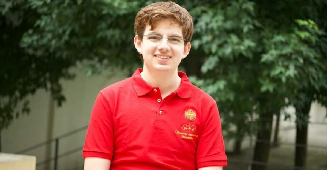 El mexicano Tomas Cantú ganó el oro en la Olimpiada Internacional de Matemáticas