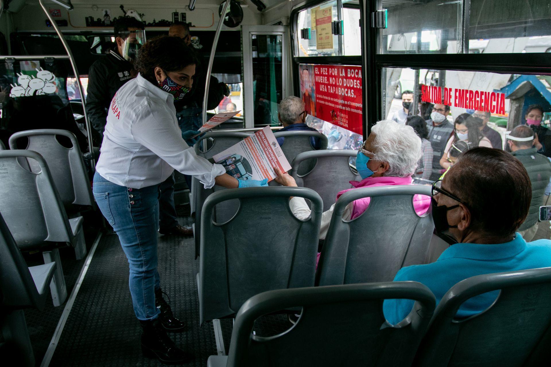 Transportistas suspenden movilizaciones programadas para este jueves en la CDMX