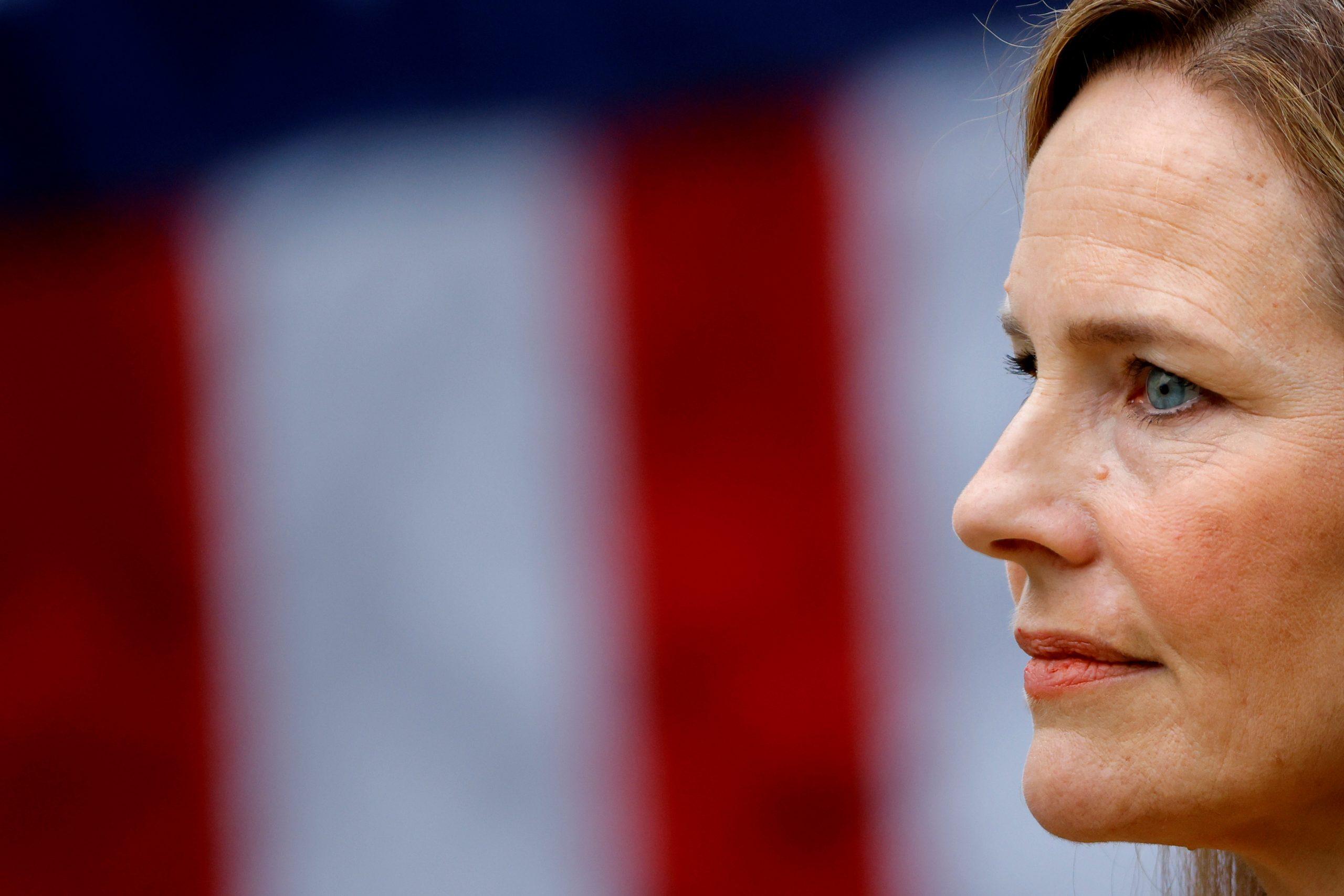 Trump postuló a la jueza Amy Coney Barrett para la Corte Suprema en EE.UU.