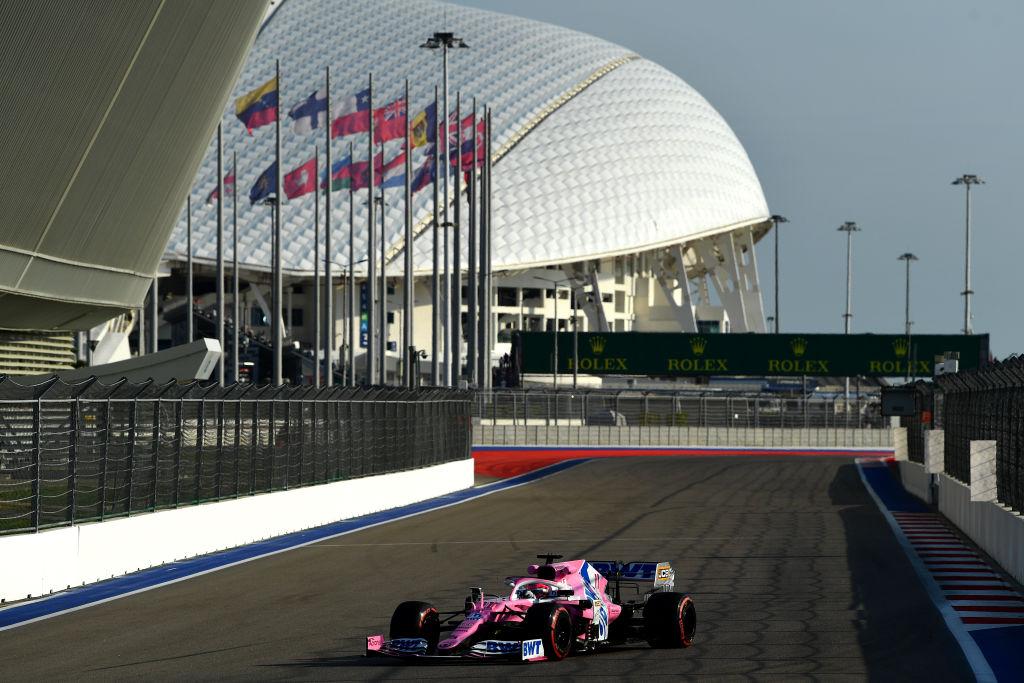 Aquí esta el link para seguir en vivo a Checo Pérez en el Gran Premio de Rusia