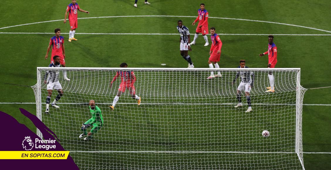 Los 3 errores que provocaron la derrota del Chelsea ante el West Bromwich