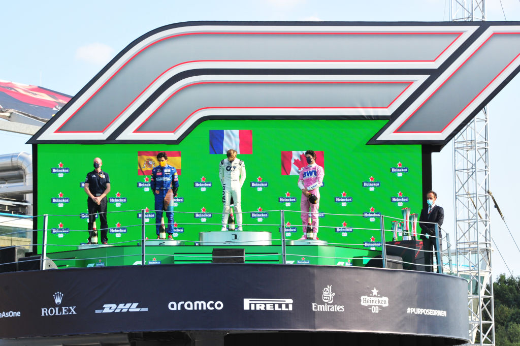 """""""¡¿Ganamos la maldita carrera?!"""": La eufórica reacción de Pierre Gasly tras conquistar el GP de Italia"""