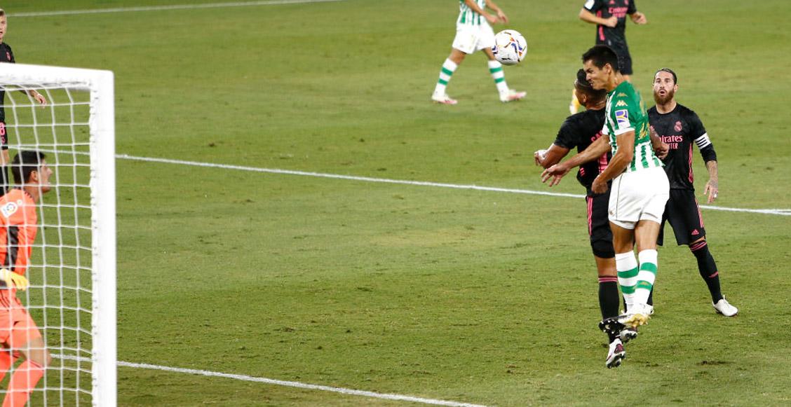 Polemica arbitral y lo relevante del empate entre el Betis y el Real Madrid