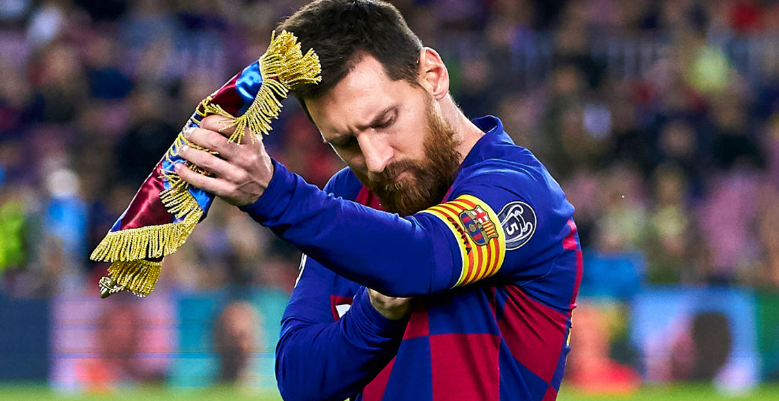 ¡Líder sólo hay uno! Lionel Messi seguirá siendo capitán del FC Barcelona